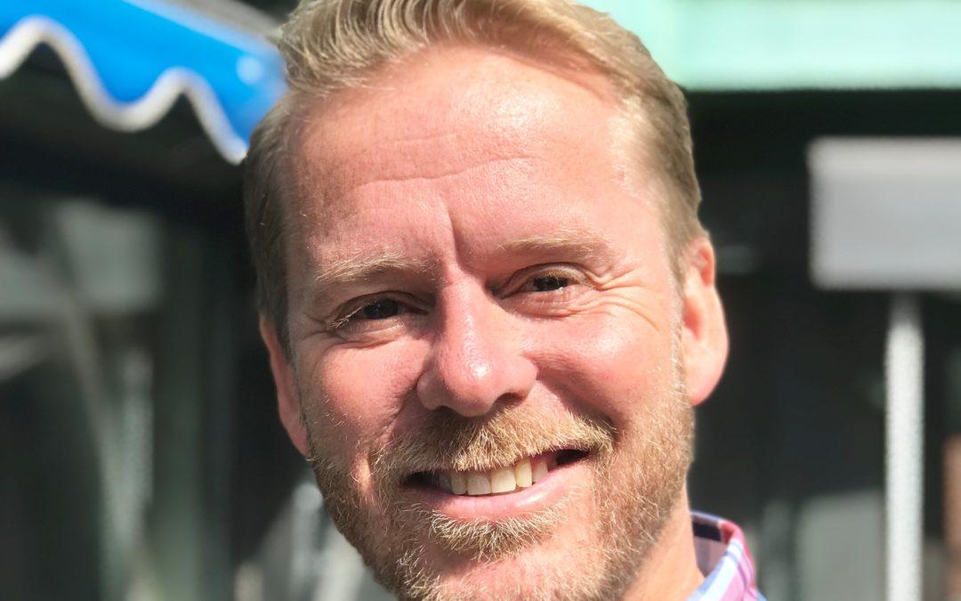 «Vi kan rygg», sier leder i Norsk Kiropraktorforening, Espen Ohren