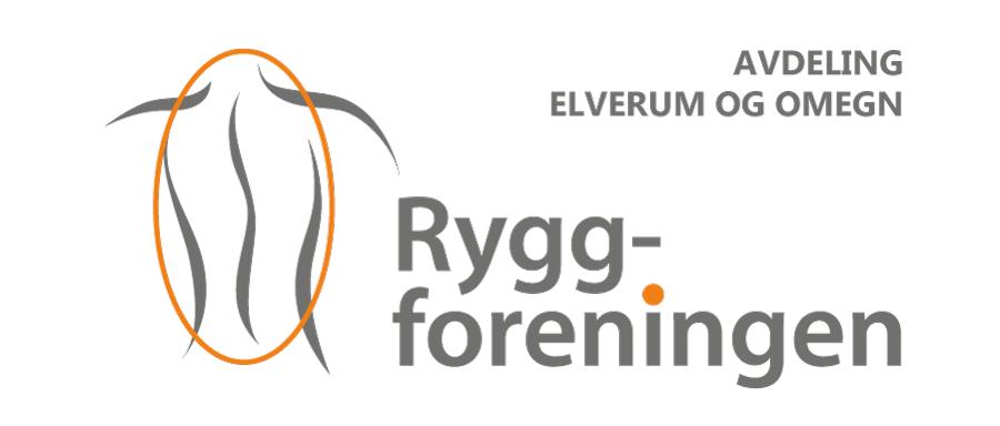 Onsdag 16. oktober 2019 markerer Ryggforeningens avd. Elverum og omegn Verdens Ryggdagen