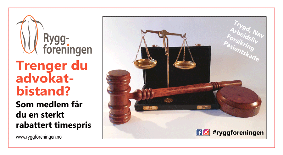 Trenger du advokatbistand?